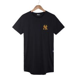 Two Bucks - Two Bucks - NY Nakışlı Siyah T-shirt