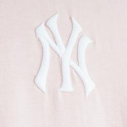 Two Bucks - NY Nakışlı Pembe T-shirt - Thumbnail