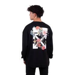 Two Bucks - Two Bucks - OFF Siyah Sweatshirt