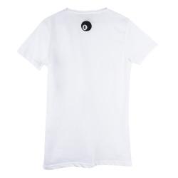Two Bucks - Play Hard Rebel Beyaz T-shirt - Thumbnail