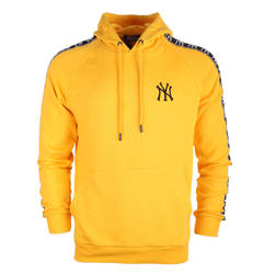 Two Bucks - Two Bucks - Sarı NY Şeritli Hoodie