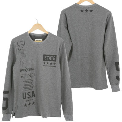 Two Bucks - State Antrasit Sweatshirt