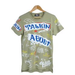 Two Bucks - Two Bucks - Talkin Haki T-shirt