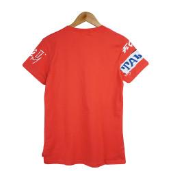 Two Bucks - Talkin Kırmızı T-shirt - Thumbnail