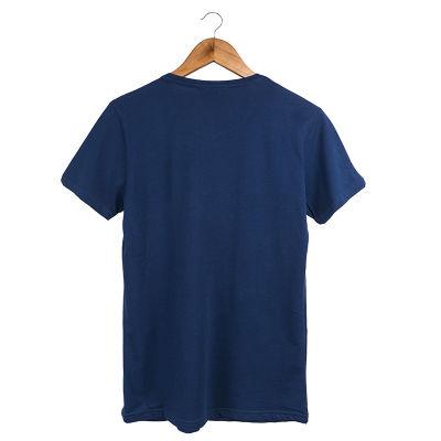 Two Bucks - The Guitarist Skeleton Lacivert T-shirt