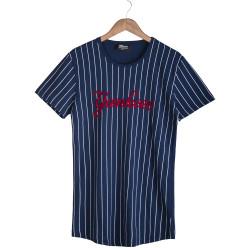 Two Bucks - Two Bucks - Yankees Lacivert T-shirt