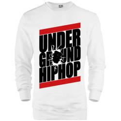HH - UnderGround Hiphop Sweatshirt - Thumbnail