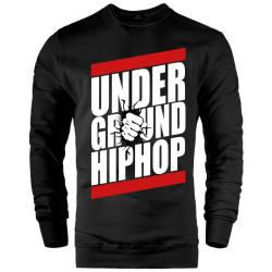 HH - Under Ground HipHop Sweatshirt - Thumbnail