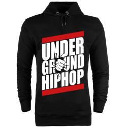 HH - UnderGround HipHop Cepsiz Hoodie - Thumbnail