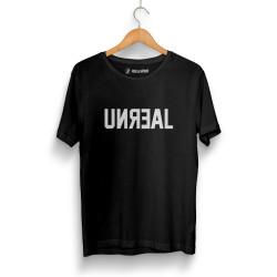 HH - Unreal Siyah T-shirt - Thumbnail
