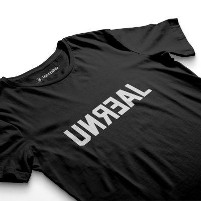 HH - Unreal Siyah T-shirt