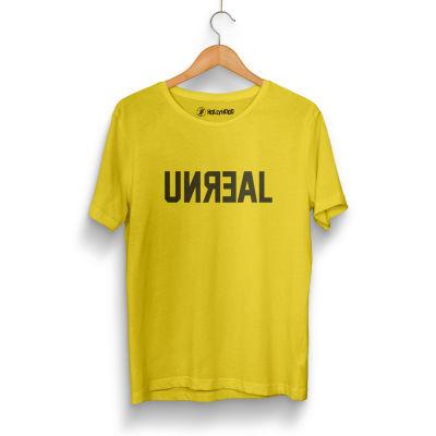 HH - Unreal Sarı T-shirt