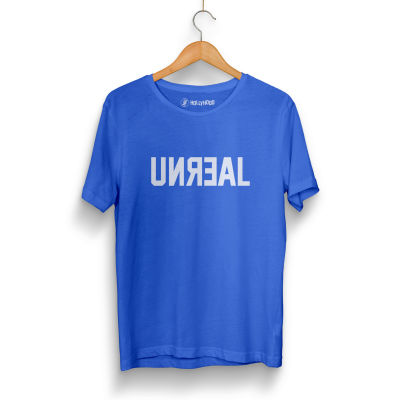 HH - Unreal Mavi T-shirt