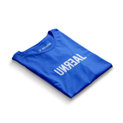 HH - Unreal Mavi T-shirt
