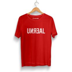 HH - Unreal Kırmızı T-shirt - Thumbnail