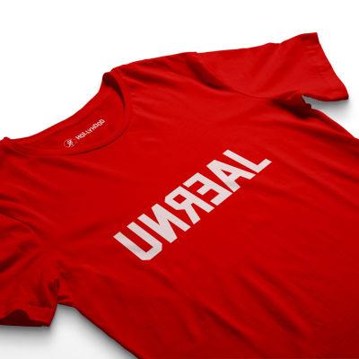 HH - Unreal Kırmızı T-shirt