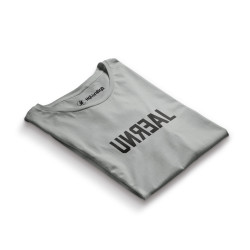 HH - Unreal Gri T-shirt - Thumbnail