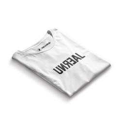 HH - Unreal Beyaz T-shirt - Thumbnail
