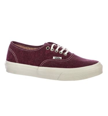 Vans - Authentic Slim (Stripes) Washed/Tawny Ayakkabı