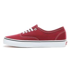 Vans - UA Authentic Rumba Red / True White Ayakkabı - Thumbnail
