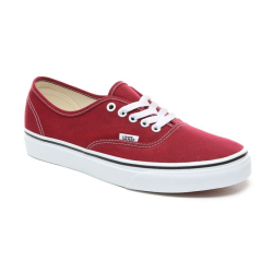 Vans - Vans - UA Authentic Rumba Red / True White Ayakkabı