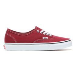 Vans - UA Authentic Rumba Red / True White Ayakkabı - Thumbnail