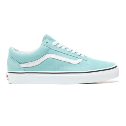 Vans - UA Old Skool Aqua Haze / True White Ayakkabı - Thumbnail
