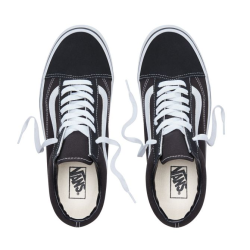 Vans - UA Old Skool Black Ayakkabı - Thumbnail