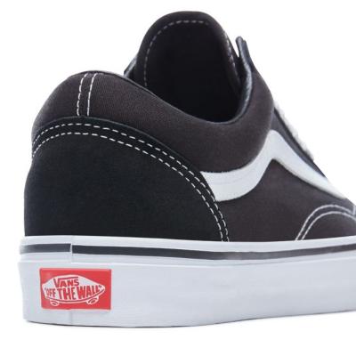 Vans - UA Old Skool Black Ayakkabı