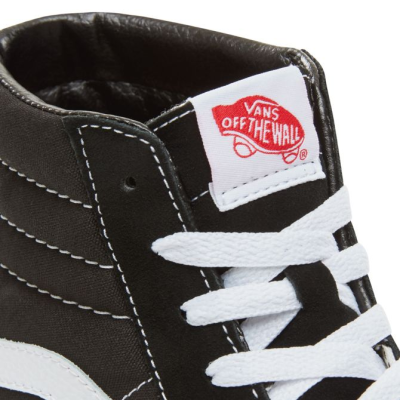 Vans - UA SK8-Hi Blur Check Black Ayakkabı