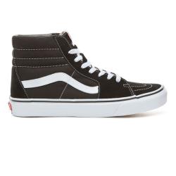 Vans - UA SK8-Hi Blur Check Black Ayakkabı - Thumbnail