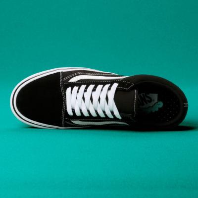 Vans - UA Comfycush Old Skool Black / True White Ayakkabı