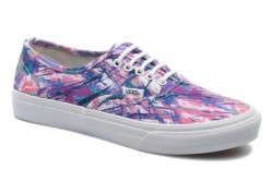 Vans - Authentic Slim (Multi Paint) Ayakkabı - Thumbnail