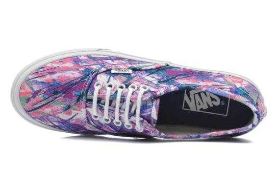 Vans - Authentic Slim (Multi Paint) Ayakkabı