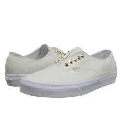 Vans - Authentic Gore (Studs) White Ayakkabı - Thumbnail