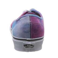 Vans - Authentic (Tie Dye) Pink Blue Ayakkabı - Thumbnail