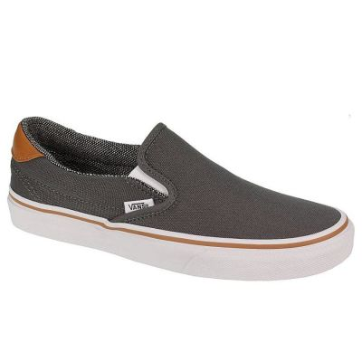 Vans - Vans - Slip-On 59 (C&L) Pewter/Tweed Ayakkabı