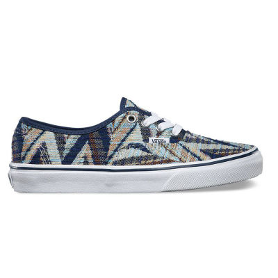 Vans - Authentic Woven Chevron Ayakkabı