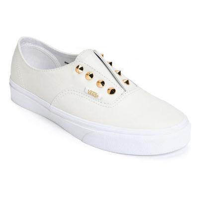 Vans - Vans - Authentic Gore (Studs) White Ayakkabı
