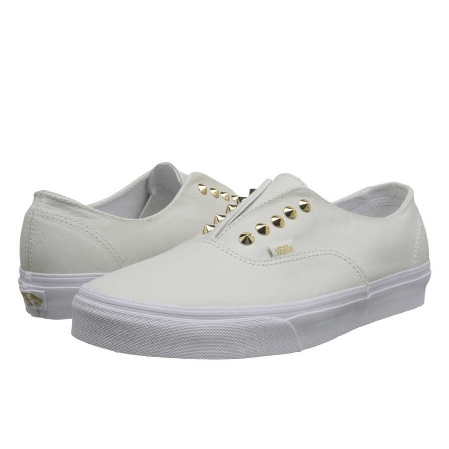 Vans - Authentic Gore (Studs) White Ayakkabı