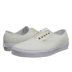 Vans - Authentic Gore (Studs) White Ayakkabı - Thumbnail
