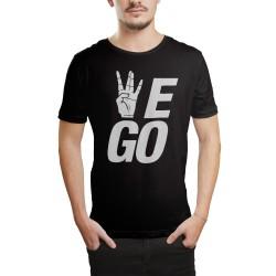 HH - We Go Siyah T-shirt - Thumbnail