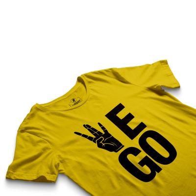 HH - We Go Sarı T-shirt