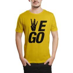 HH - We Go Sarı T-shirt - Thumbnail
