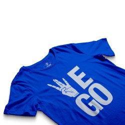 HH - We Go Mavi T-shirt - Thumbnail