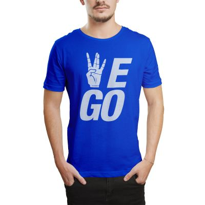 HH - We Go Mavi T-shirt