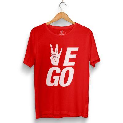 HollyHood - HH - We Go Kırmızı T-shirt