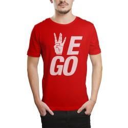 HH - We Go Kırmızı T-shirt - Thumbnail