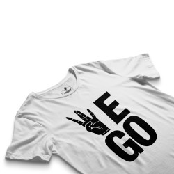 HH - We Go Beyaz T-shirt - Thumbnail
