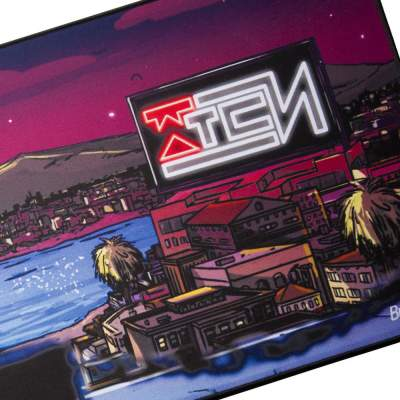 Wtcnn Style 2 Mouse Pad